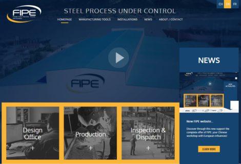 New FIPE website