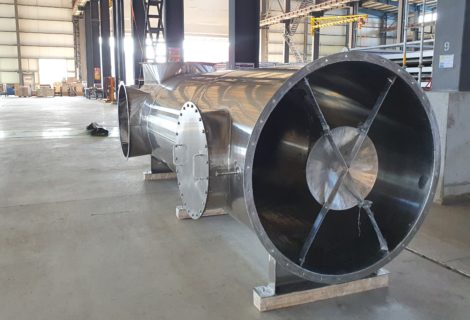 HOT AIR GENERATOR - FIPE CHINA INDUSTRY